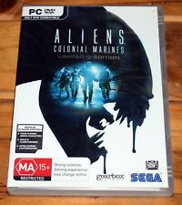 Aliens: Colonial Marines Limited Edition PC Game