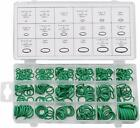 270 Pieces O-Ring Rubber Assortment Kit Set with Holder Case SAE and Metric