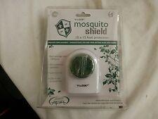 Viatek Mosquito Shield repellent clip on belt biting flies 30' protection NEW