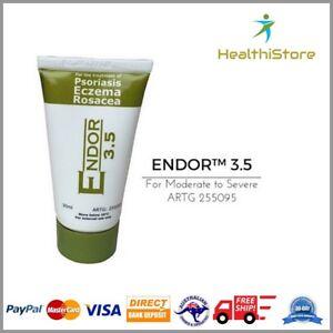 Endor 3.5 Steroid Free Dermatitis/Psoriasis Treatment Cream