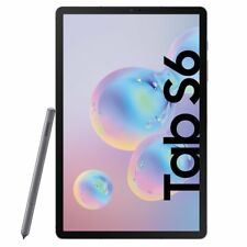 Samsung Galaxy Tab S6 10,5 256GB WLAN, LTE, Tablet Mountain grey, Android