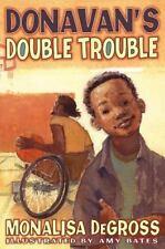 Donavan's Double Trouble by Monalisa DeGross (2007, Hardcover)