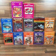 Atari 2600 7800 Multi Listing Choose Your Own Computer Game Various Titles