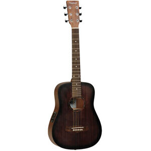 Tanglewood TWCRTE Crossroads Traveller Acoustic/Electric Guitar