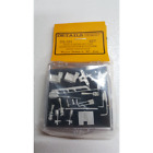Details West DS-381 - SD40-2 Detail Kit for Intermountain & Athearn, Most Roa...