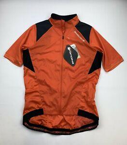 Endura MTR Windproof Jersey Orange Men's 2XL New