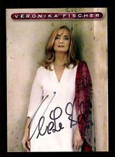Veronika Fischer Autogrammkarte Original Signiert ## BC 63619