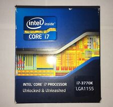 Prozessor Intel i7-3770k