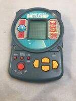 Milton Bradley Battleship Electronic Hand Held Travel Car Game 1995 Working