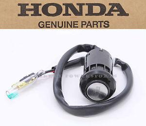 New Genuine Honda Main Ignition Keys Start Switch 06-07 CRF150 F OEM #W10