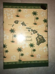 ABC ~ The Hawaiian Islands ( Cover Picture) ~ Acid Free Paper Photo Album ~ NEW