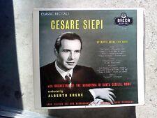 CESARE SIEPI - CLASSIC RECITALS - CD -  - OTTIME CONDIZIONI -SLIP CASE