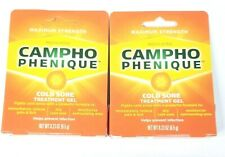 Campho-Phenique Cold sore treatment, 0.23 Ounce Lot of 2