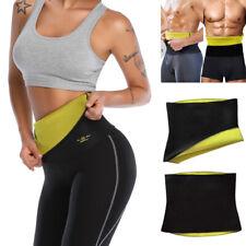 Sweat Waist Belt Neoprene Trainer Trimmer Belt Body Shaper Girdle For GYM Sport