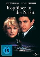KOPFÜBER IN DIE NACHT-DVD NEUF JEFF GOLDBLUM,MICHELLE PFEIFFER,RICHARD FARNSWORT