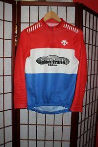 Descente Salon Frank France Flag vintage cycling jersey size XL . ALY