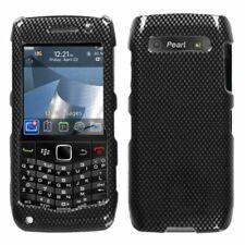 INSTEN Carbon Fiber Phone Protector Case Cover For RIM BLACKBERRY 9100 Pearl 3G