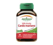 Jamieson Cardo Mariano 60 cpr Silimarina Depurativo per il Fegato