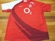 Nike England National Soccer Team Jersey Size 2Xl 02