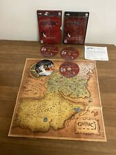 Gothic 3 Collector's Edition PC DVD 2008 Metal Sleeve Includes 4 Discs & Map
