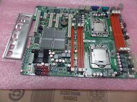 ASUS Z8NA-D6C, LGA1366 Socket, ATX Intel Motherboard with 2 x Xeons E5520 & I/O