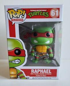 Funko Pop! Vinyl Figure Raphael Teenage Mutant Ninja Turtles #61