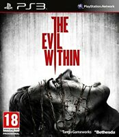 The Evil Within PlayStation 3 Game PS3 Fast Post UK