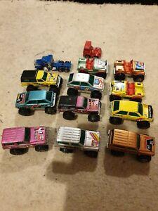 Bundle gubval toy cars rally joblot 13