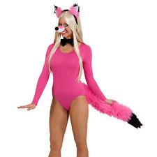 Flauschige cosplay halloween party katze faux fuchspelz ohren kostüm haarnade 0x