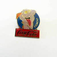 Disney WDW - Cast 15th Anniversary Coca-Cola Framed Set (Figment) Pin