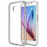 Samsung S9 Plus Clear Silicone Case Samsung Note 5 7 Edge Cover S6 S7 S8 Edge