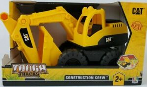 Caterpillar CAT Tough Tracks Rugged Machines Excavator Toy