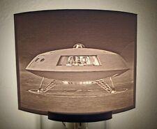 Lost in Space Jupiter 2 Lithophane Incandescent Night Light