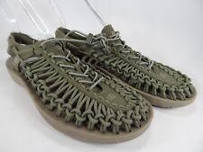 Keen Uneek Sports Sandals Men's Size 9 M (D) EU 42 Dusty Olive / Brindle