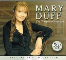 "MARY DUFF ""THE COMPLETE COLLECTION"" TRIPLE Brand New 3 CD  IRISH Country Music"