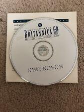 Britannica CD 1999 CD-ROM