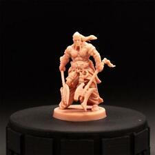 Pirate - Barbarian - Monk - Rising Sun - D&D - Unpainted Miniature