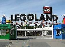 1 Tickets-LEGOLAND California, sea life aquarium RESORT HOPPER-Expires Nov. 2019