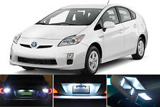 LED for Toyota Prius Xenon White License Plate/Tag LED Lights Bulbs (2 pieces)