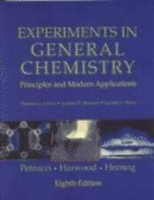 Experiments in General Chemistry: Principles and Modern Applications (8th