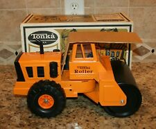 Vintage Tonka Steam Roller Mint & New in Box with Insert Unused WOW