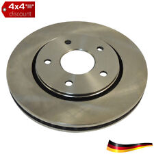 Front Brake Rotor Dodge Journey JC 2009+ (2.0 L, 2.4 L, 2.7 L, 3.5 L)