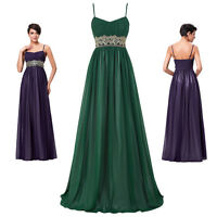 New Formal Evening Long Party Ball Gown Bridesmaid Prom Cocktail Dresses Vintage