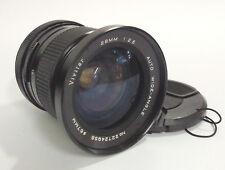 Vivitar Auto Grandangolo 28mm f/2.5 Fast Wide Angle focale fissa Φ67, C/FD