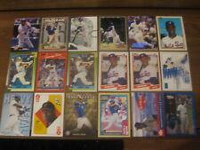 SAMMY SOSA   Lot x 72 Baseball Cards   CUBS