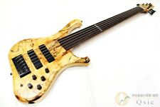 Marleaux Consat Custom 6 Used Bass Free Shipping from Japan #tb245