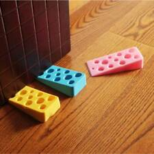 Cheese Style Baby Finger Safety Door Stop Stopper Doorstop Home Decor Necessary