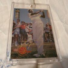 1994-95 UD COLLECTORS CHOICE MICHAEL JORDAN RARE GOLD SIGNATURE BASKETBALL CARD