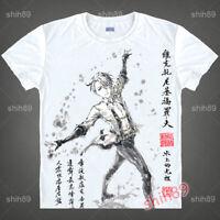 Anime YURI!!! on ICE Victor Nikiforov T-shirt Short Sleeve Unisex Tops Ink Print