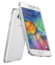 BRAND NEW SAMSUNG GALAXY ALPHA WHITE  32GB 4G LTE 12MP CAMERA UNLOCK